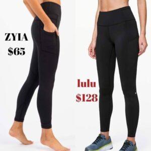 ZYIA Active Activewear promo