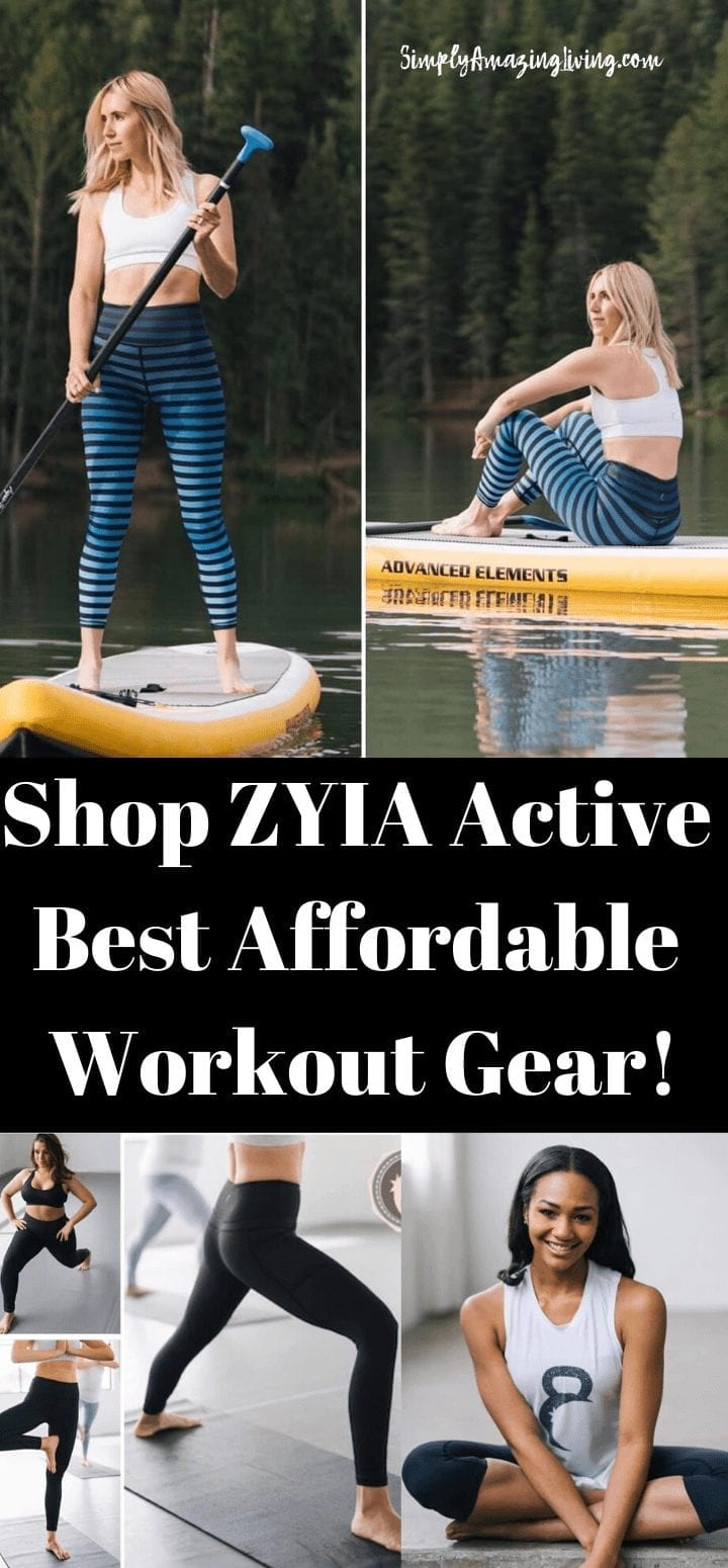 ZYIA Active Workout Geaer