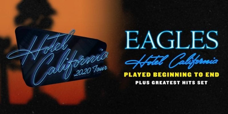 Eagles Hotel California Tour