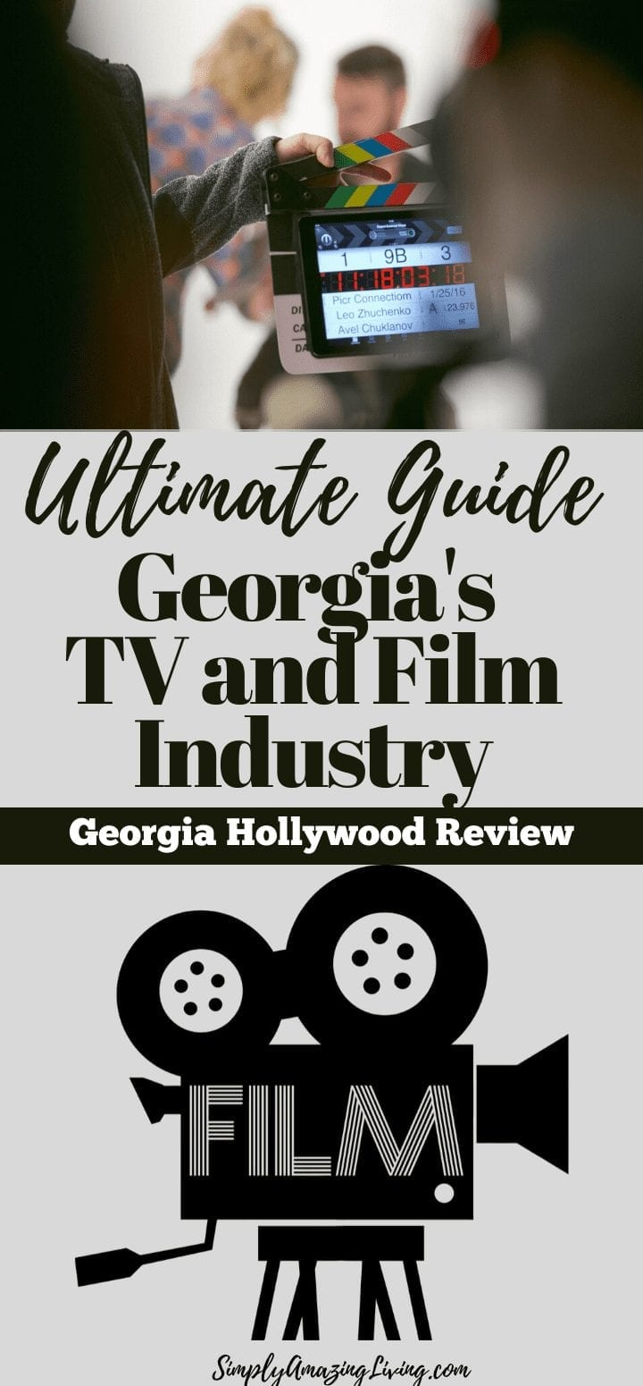 Georgia Hollywood Review Pin 2