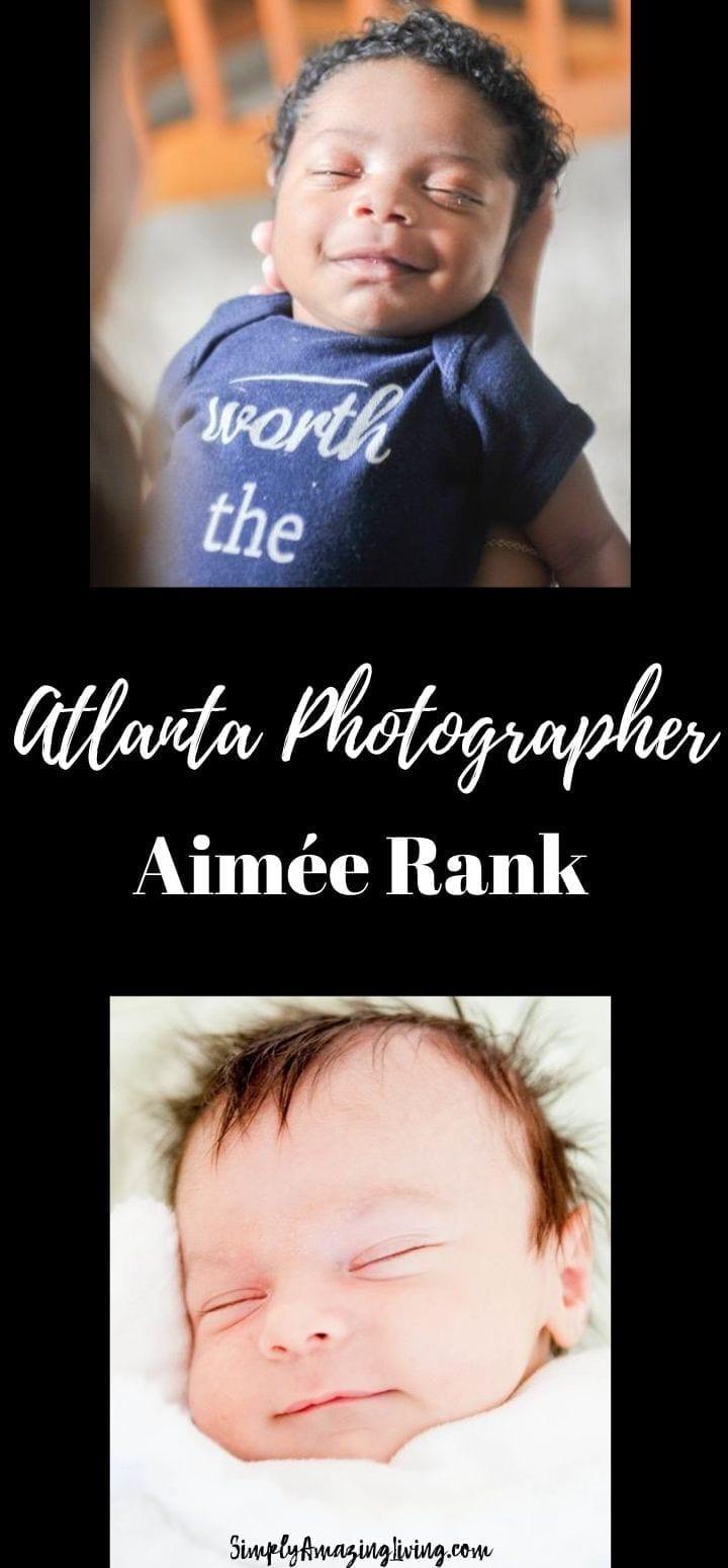 Aimée Rank Photography Post Pin image