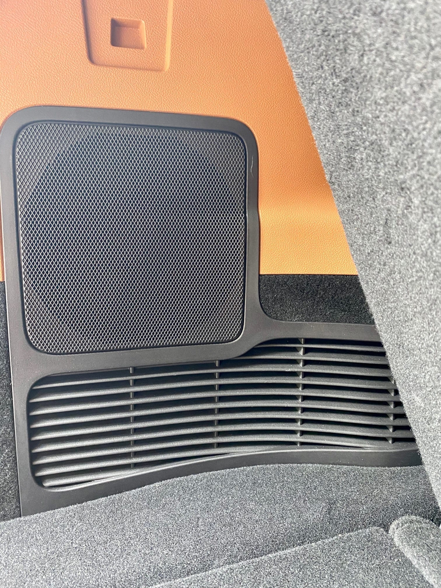Revel Trunk Speakers and Sound System in Lincoln Aviator image