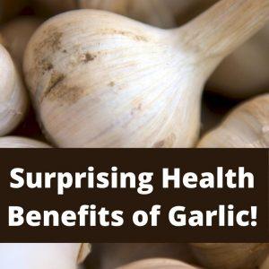 Surprising Health Benefits of Garlic Pin 2