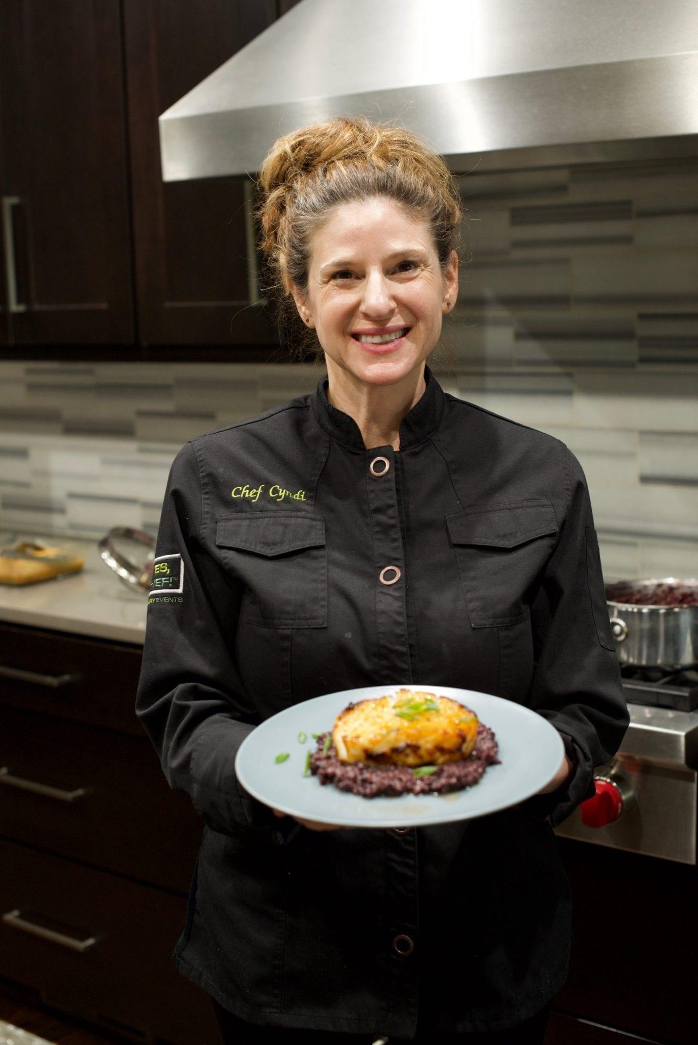 Chef Cyndi Sterne of Yes! Chef Atlanta image