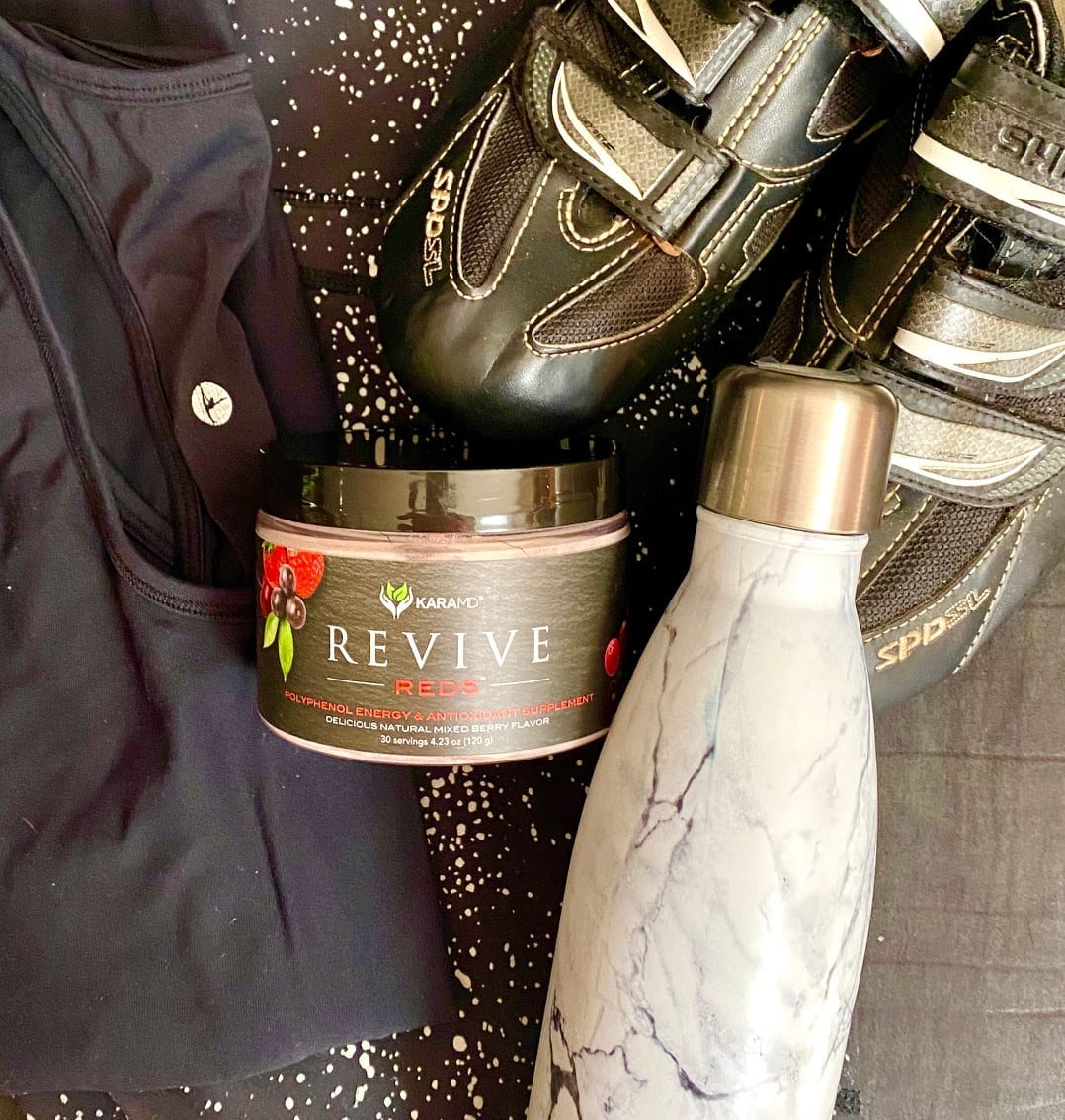 KaraMD Revive Reds withPolyphenols post workout essentials image