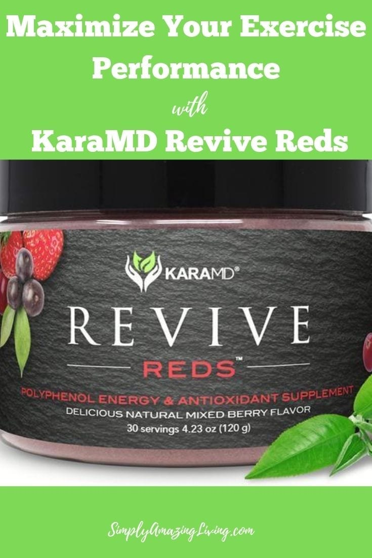KaraMD Revive Reds with Polyphenols pin