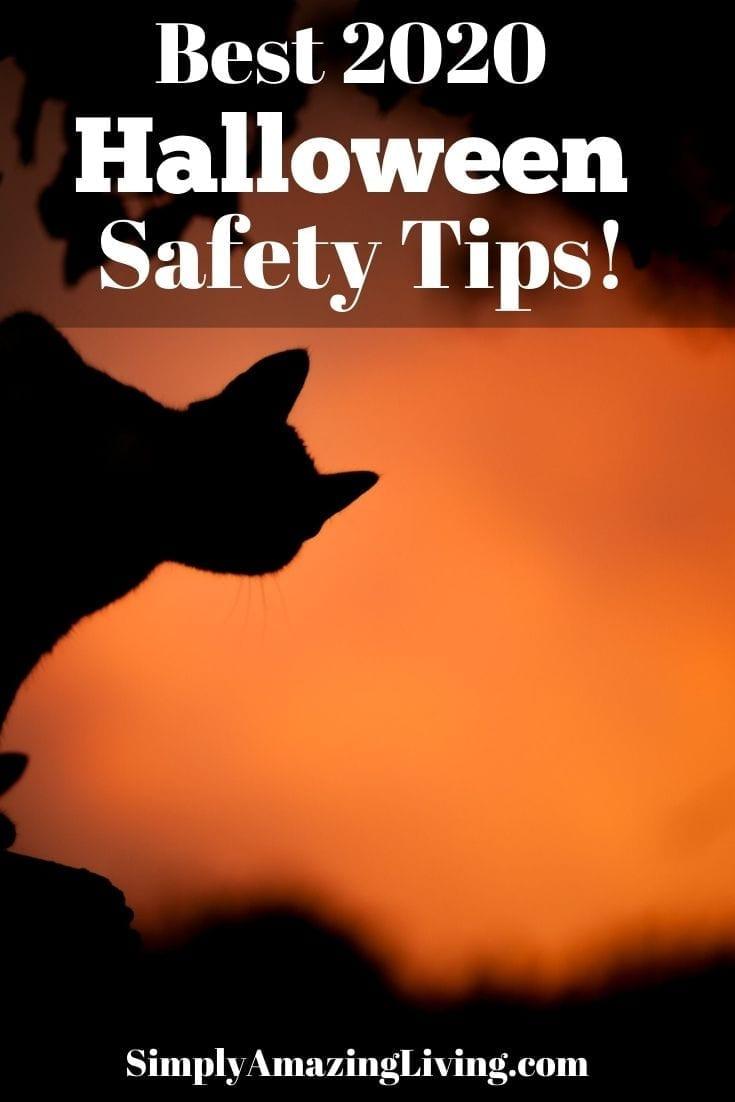 Best 2020 Halloween Safety tips