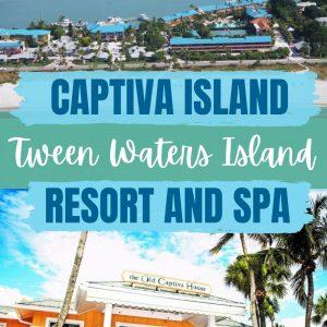 Captiva Island Pin