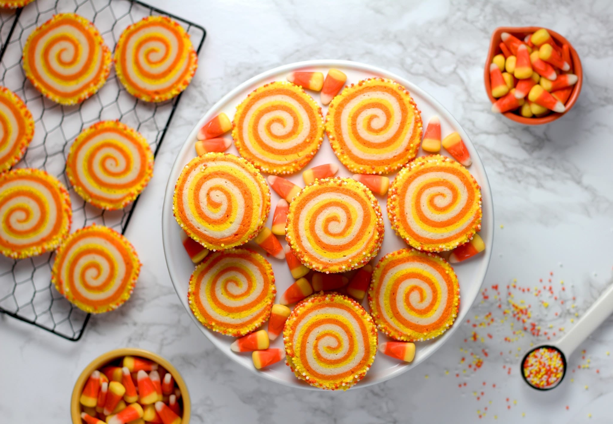 Halloween Sugar Cookie image
